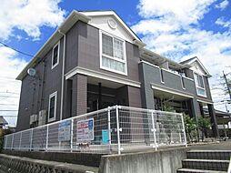 愛知県名古屋市緑区大高町字伊賀殿の賃貸アパートの外観