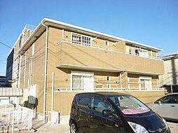 愛知県名古屋市緑区浦里2丁目の賃貸アパートの外観