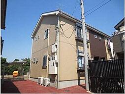 愛知県名古屋市緑区大高町字儀長の賃貸アパートの外観