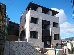 カリピオン[3階]の外観
