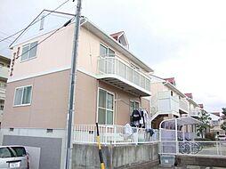 タウンサンロイヤル C棟[2階]の外観