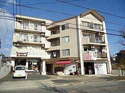 愛知県名古屋市緑区万場山1丁目の賃貸マンションの外観