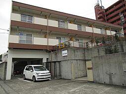 愛知県豊明市間米町榎山の賃貸アパートの外観