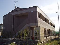 ハッピーガーデン[1階]の外観