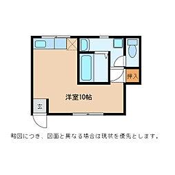Jプラザ[1階]の間取り