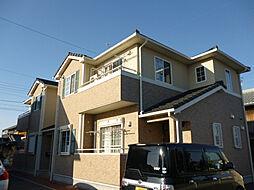 滋賀県東近江市中小路町の賃貸アパートの外観