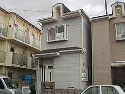 [一戸建] 滋賀県東近江市八日市清水2丁目 の賃貸【/】の外観