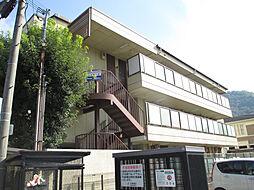 サンリバージュ[1階]の外観