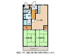 アートSHUN21[3階]の間取り