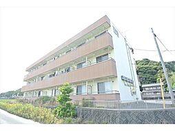 静岡県湖西市新居町浜名の賃貸マンションの外観