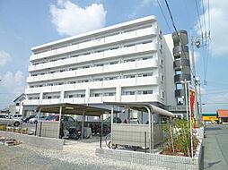 静岡県浜松市南区高塚町の賃貸マンションの外観