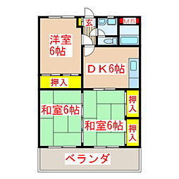 【敷金礼金0円!】エリヴェール姶良B棟