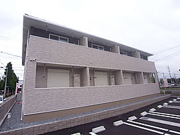 リバーサイド加賀[1階]の外観