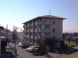 リーボンキャッスル[1階]の外観