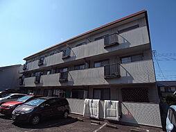 柿沢ハイツB[2階]の外観