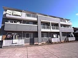 グリーンパーク[1階]の外観