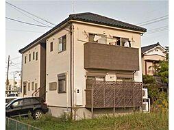 静岡県浜松市中区高林4丁目の賃貸アパートの外観