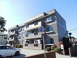 茨城県古河市旭町1丁目の賃貸マンションの外観