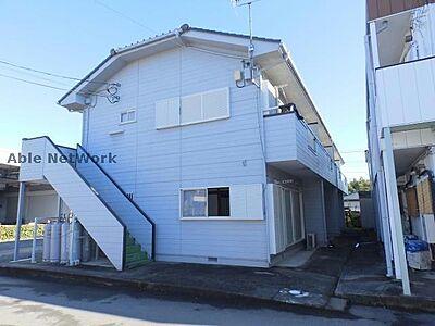 外観,2DK,面積39.74m2,賃料3.5万円,JR東北本線 古河駅 4.4km,,茨城県古河市磯部