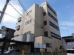 茨城県古河市東本町1丁目の賃貸マンションの外観