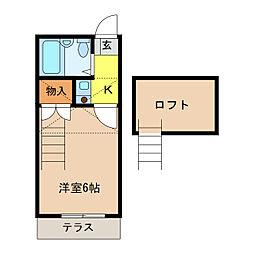 浜の宮駅 2.5万円