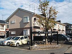 K`S HOUSE[B205号室]の外観