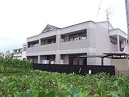 メゾンドボヌールII[1階]の外観