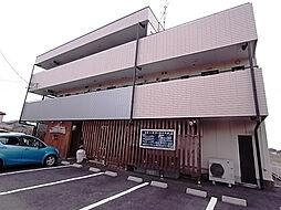 ハイツヤマヨシ[202号室]の外観