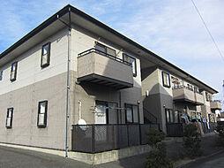 フォブール西須賀[2階]の外観