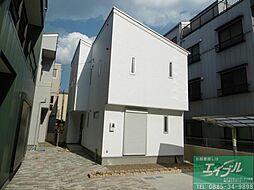 [一戸建] 徳島県徳島市南常三島町3丁目 の賃貸【/】の外観