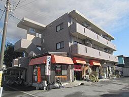 とんぼマンション[3階]の外観
