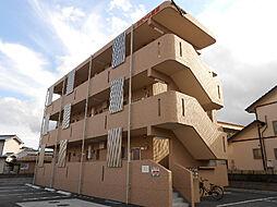 カピーレ西原[2階]の外観