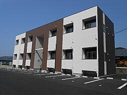 YURI−NA鹿屋[2階]の外観