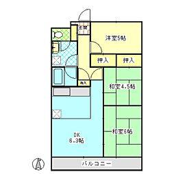 南高田駅 5.0万円