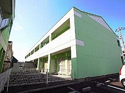 グリーンハウス A[1階]の外観