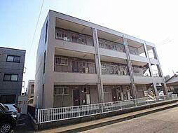 オリンピア A[2階]の外観