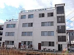 グランメールKAZUII[3階]の外観