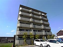 岐阜県瑞穂市穂積の賃貸マンションの外観