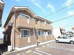クロスローズ弐番館[1階]の外観