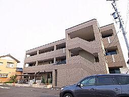 岐阜県瑞穂市別府の賃貸マンションの外観