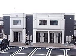 アーバンハウスTVI[2階]の外観