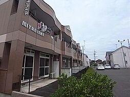 ピュアグランデMIYANISHI[1階]の外観