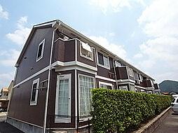 岐阜県岐阜市粟野西3の賃貸アパートの外観