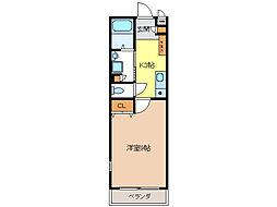 NEXUS[2階]の間取り
