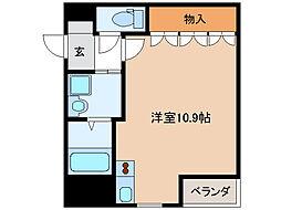 ブルーム[2階]の間取り