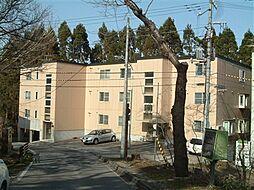 北海道函館市青柳町の賃貸アパートの外観