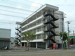 北海道函館市豊川町の賃貸アパートの外観