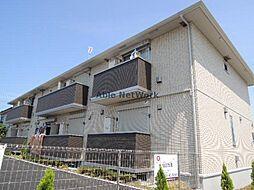 JR内房線 袖ヶ浦駅 徒歩17分の賃貸アパート