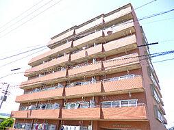 第16柴田マンション[4階]の外観
