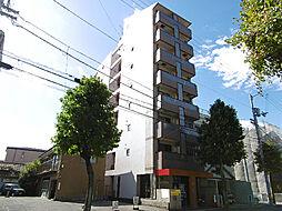 シティガーデン富田[2階]の外観